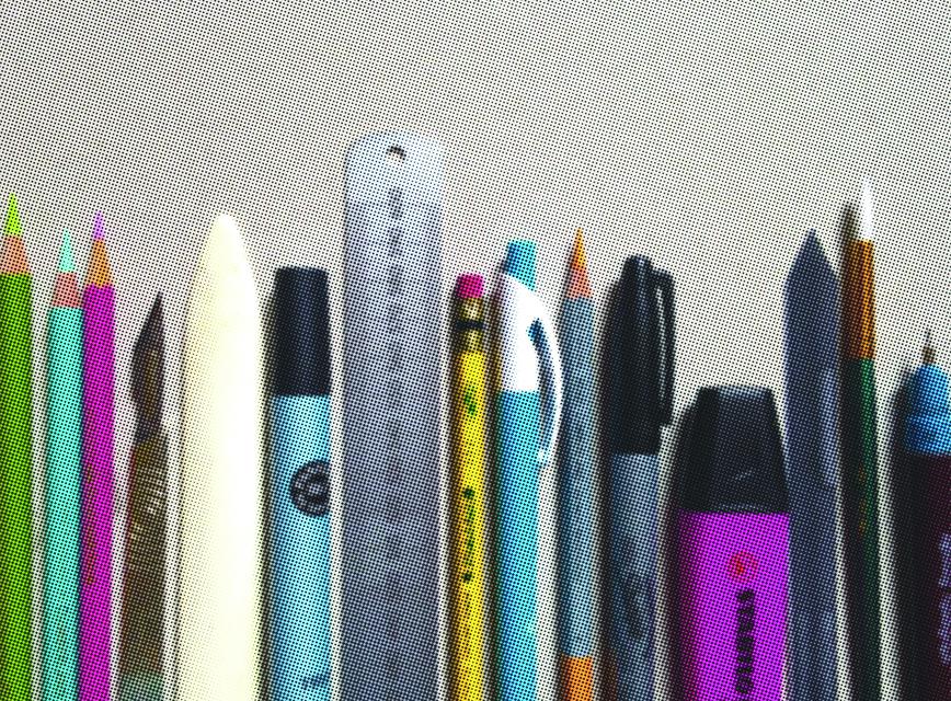 Diversity Creativity  Illustration 868X640Px 72Dpi